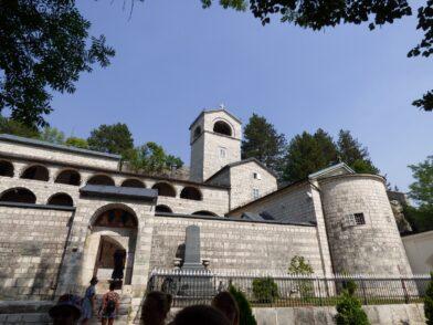 Цетінський монастир в Чорногорії екскурсія Максі Монтенегро