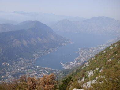 Вид на залив с высоты