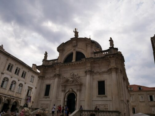 Храмы в Дубровнике