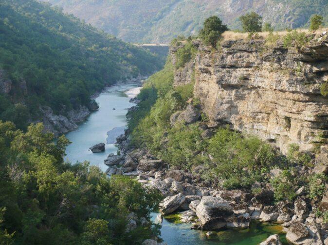 Каньон реки Морача экскурсия