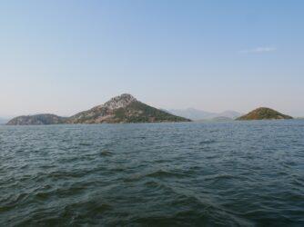 Пейзажи Скадарского озера