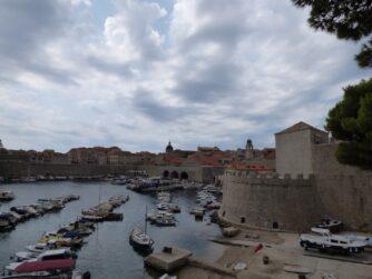 Пейзажи в Дубровнике