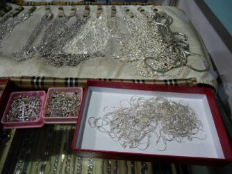 Серебрянные украшения в Албании
