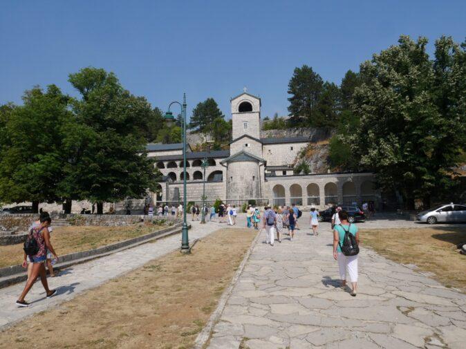 Цетинский монастырь экскурсия Макси Монтенегро