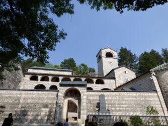 Цетинский монастырь в Черногории палоснический тур