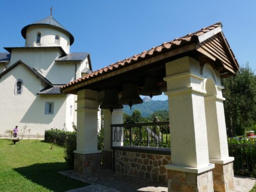 Монастир Морача в Чорногорії
