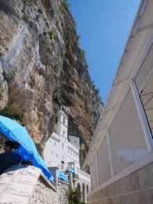 Монастир Острог у Чорногорії