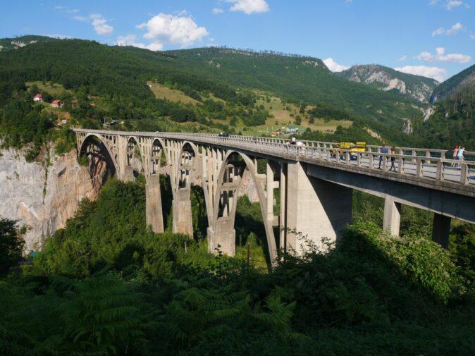 Мост Джурджевича на Таре