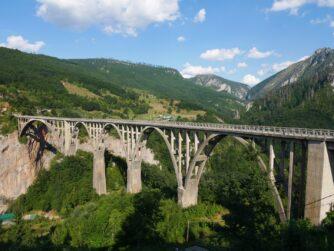 Міст Джурджевича в Чорногорії