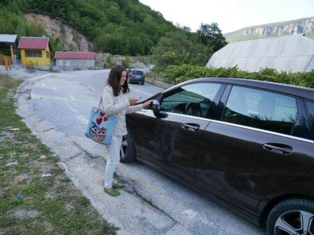 Наш опыт аренды машины в Будве