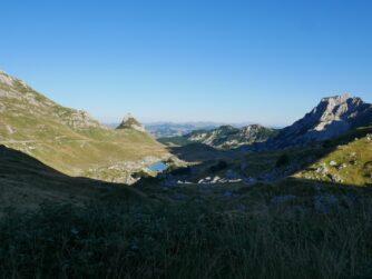 Высокогорные озера в Черногории