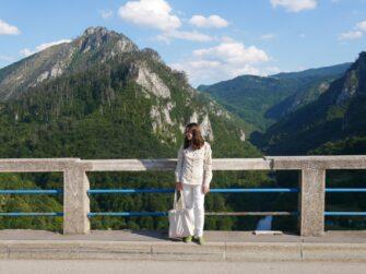 Я на мосту Джурджевича Тара
