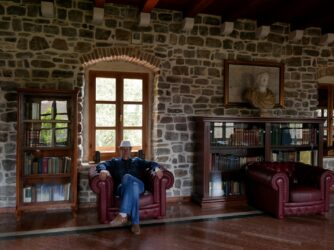 Библиотека в Цитадели Будвы