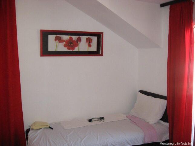 Типичная комната на вилле