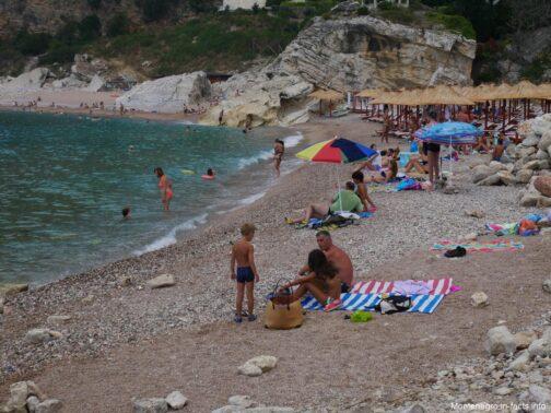 Пляж Перазича до в Петроваце