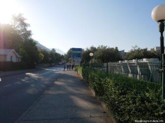 Широкие тротуары в Петроваце