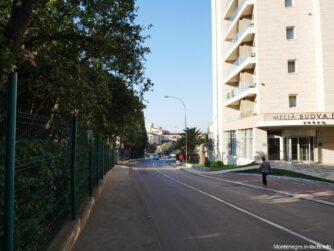 Тротуары в Петроваце